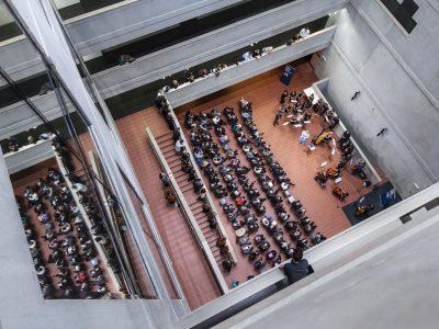 Vánoční koncert - Nová budova ČVUT