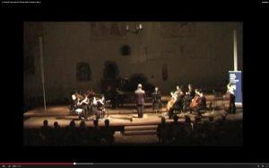 27. 03. 2012: J. S. Bach – Koncert pro klavír a orchestr č. 5, klavír Martin Fila