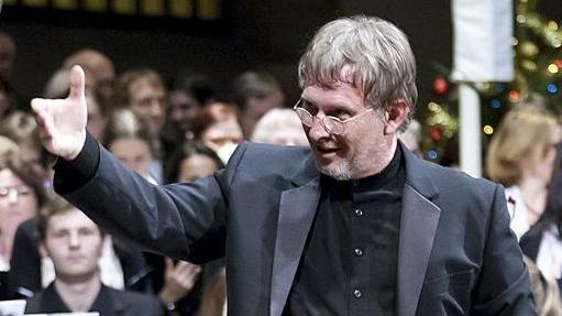 Dirigent Jan Šrámek